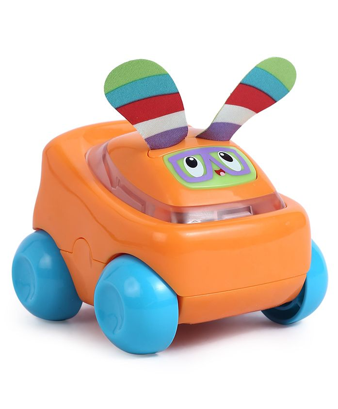 Fisher Price Bright Beats Buggie Franky Beat - Orange