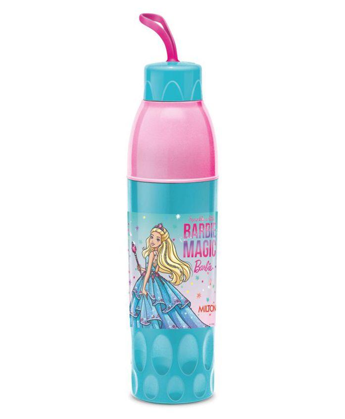 Milton Barbie 900 Kool Mate Water Bottle Pink & Blue - 740 ml