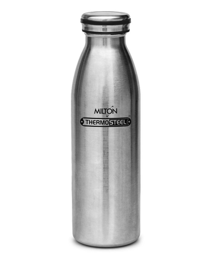 Milton Cameo Thermosteel Water Bottle Silver - 500 ml