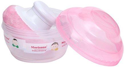 Morisons Baby Dreams Premium Powder Puff