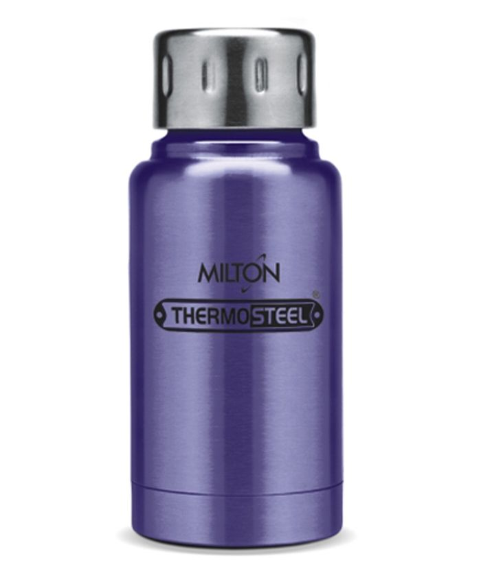 Milton Insulated Elfin Thermosteel Insulated Water Bottle Blue - 160 ml