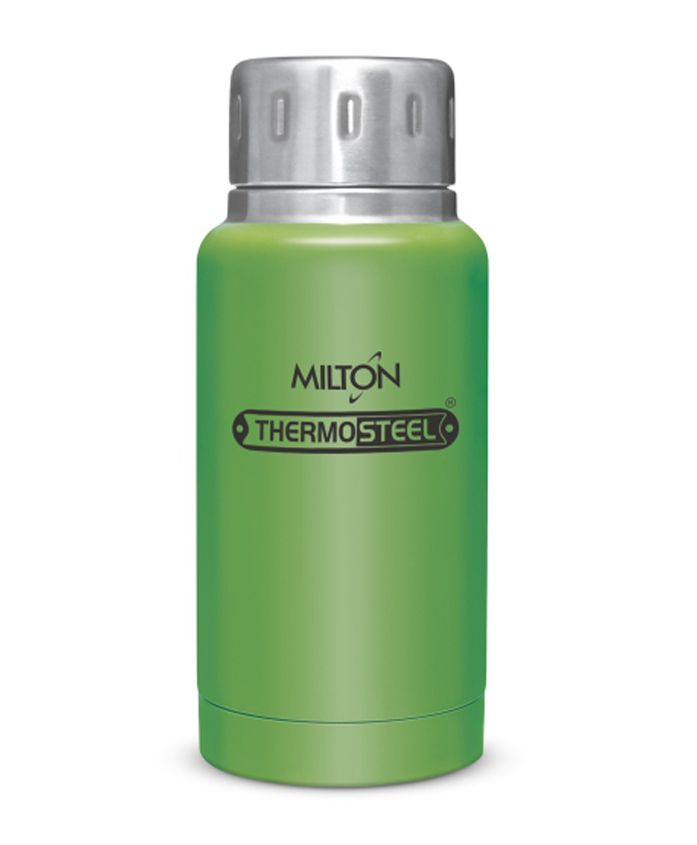 Milton Insulated Elfin Thermosteel Insulated Water Bottle Green - 160 ml