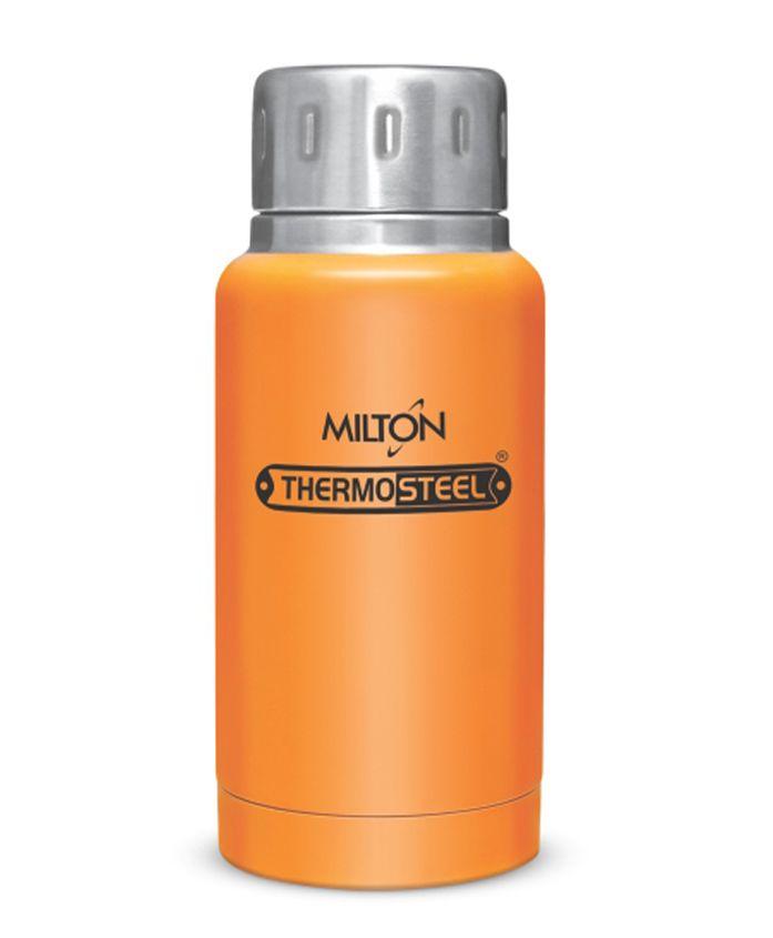 Milton Insulated Elfin Thermosteel Insulated Water Bottle Orange - 160 ml