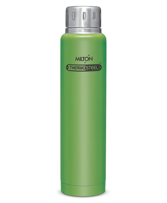 Milton Insulated Elfin Thermosteel Insulated Water Bottle Green - 500 ml