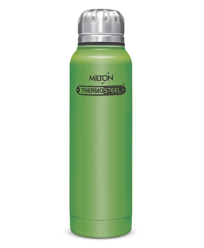 Milton Thermosteel Slender Insulated Bottle Green - 270 ml