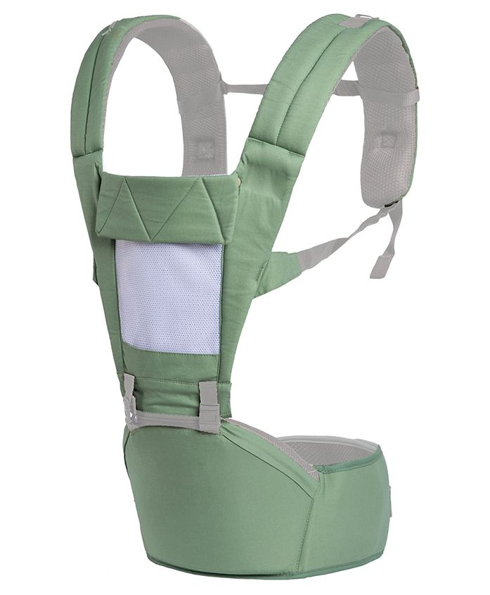 R For Rabbit 3 Way Carry Baby Carrier - Green