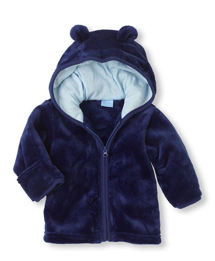 Pre Order - Awabox Long Sleeves Hooded Jacket - Dark Blue