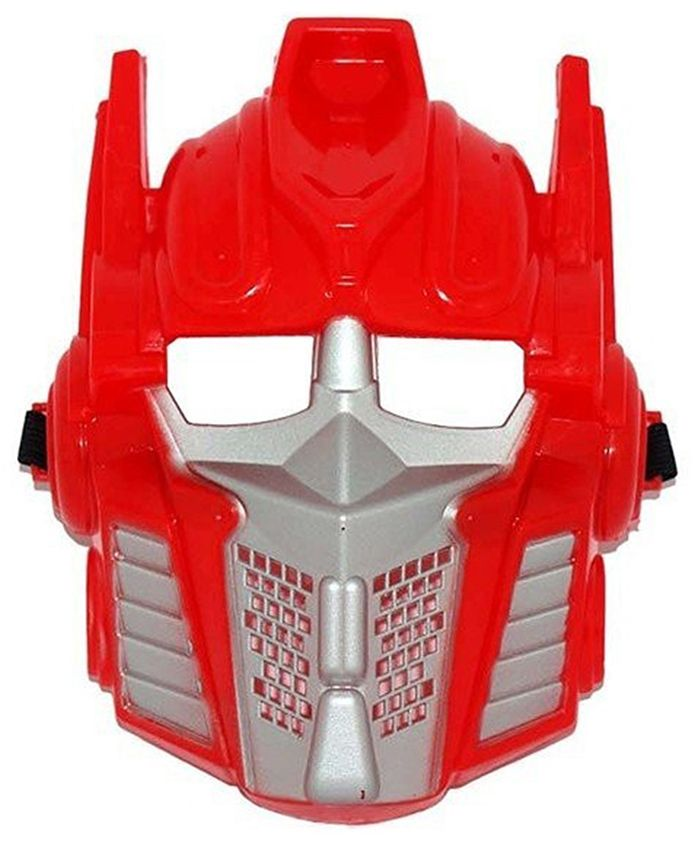 Funcart Transformer Mask - Red