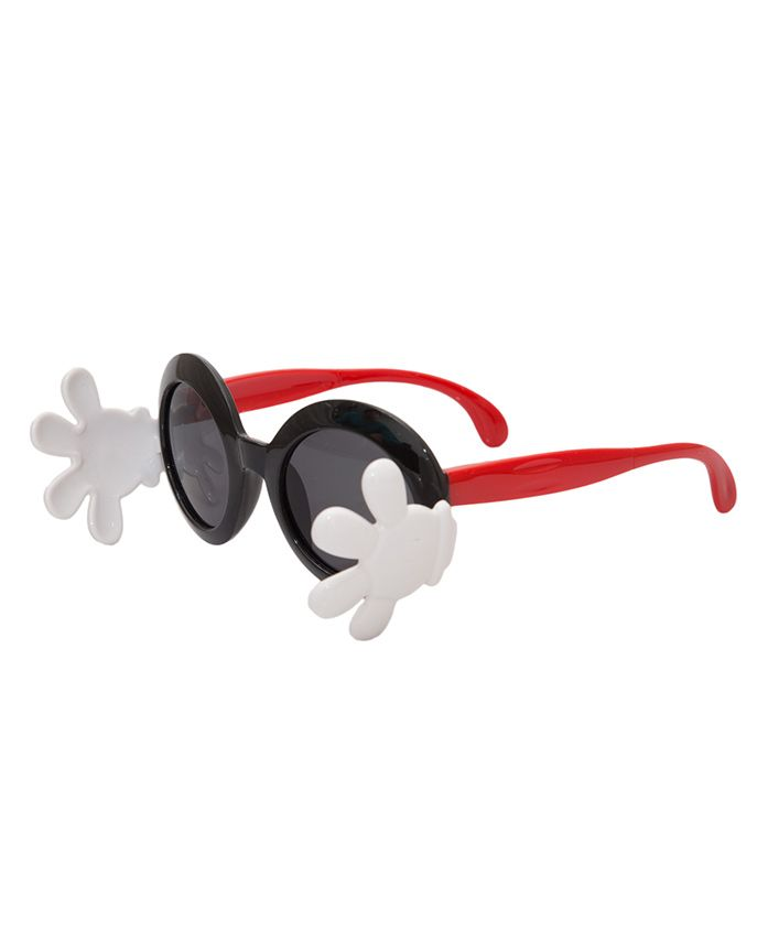 Kidofash Hand Closure Sunglasses - Black