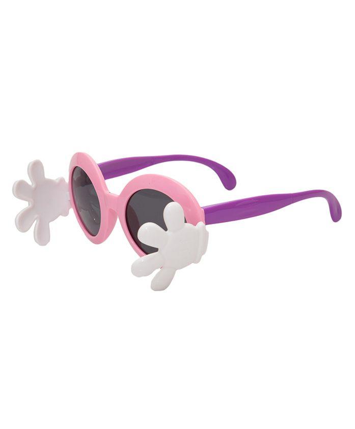 Kidofash Hand Closure Sunglasses - Pink