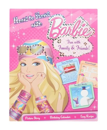 Barbie Fun with Family & Friends