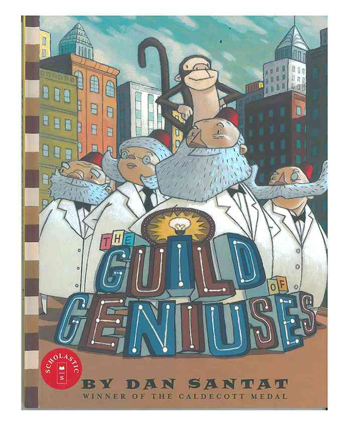 Scholastic The Guild Of Geniuses Story Book - English