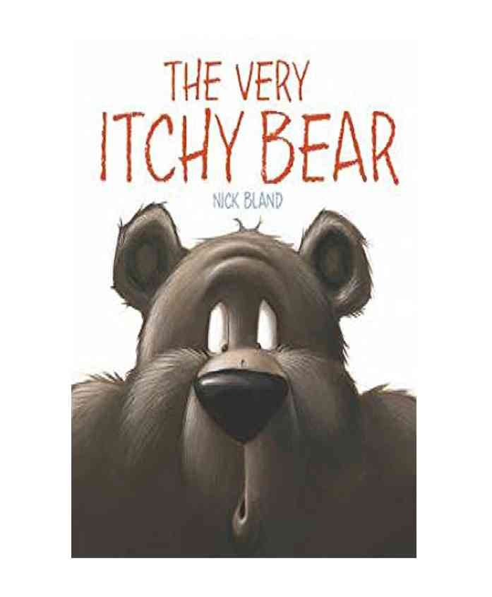 The Very Itchy Bear By Nick Bland - English
