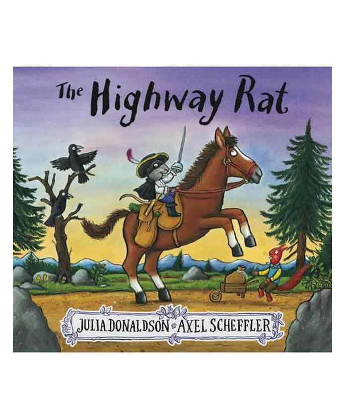 The Highway Rat - English