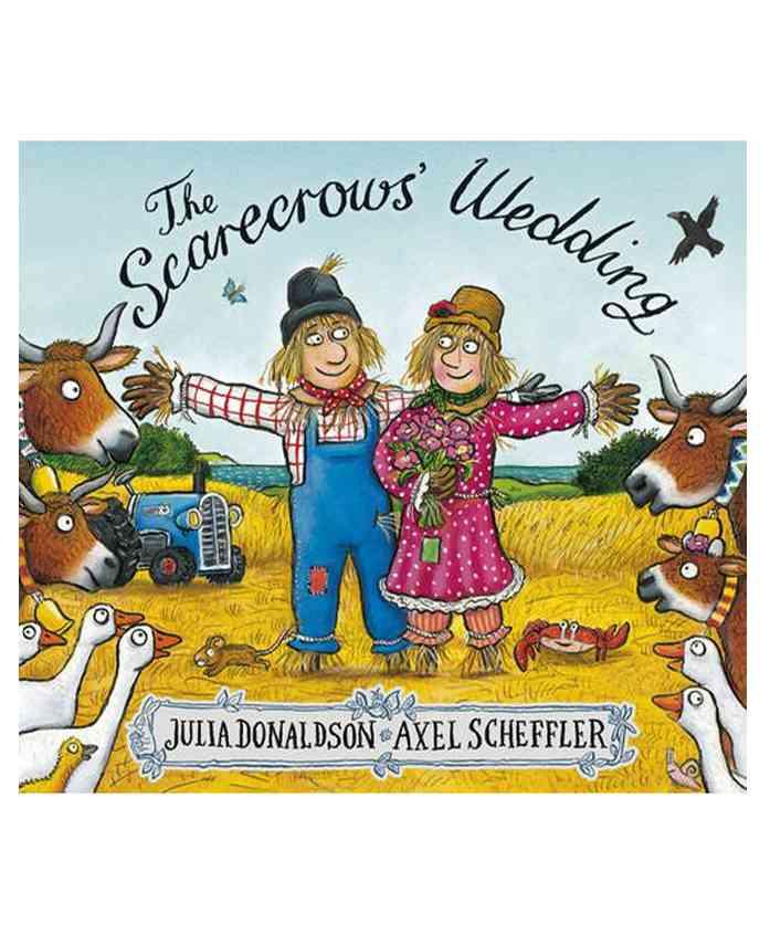 The Scarecrows Wedding by Julia Donaldson - English