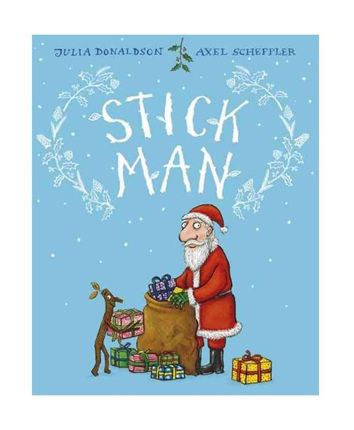 Stick Man Gift Edition Hardback - English