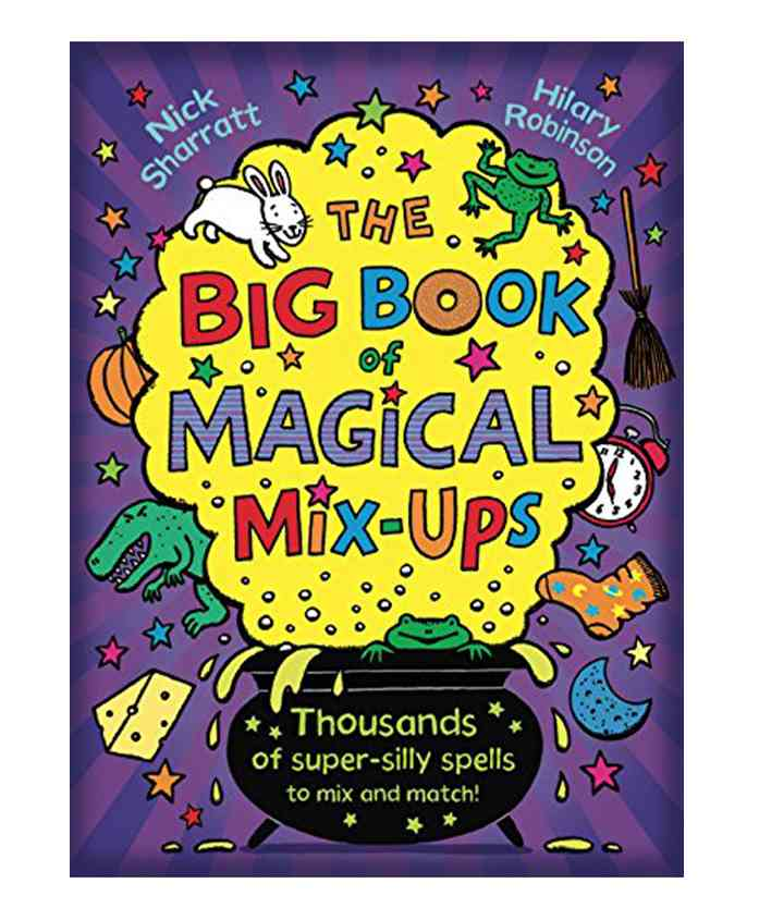 The Big Book of Magical Mix-Ups By Nick Sharratt - English