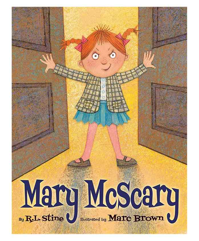 Mary McScary By R L Stine - English