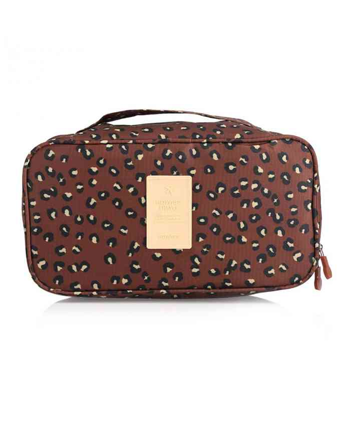 Home Union Utility Pouch - Brown