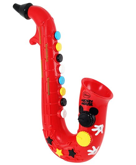 Winfun - Triple Sounds Saxophone (Mickey Mouse)