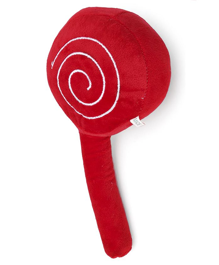 Plush Musical Hammer - Red
