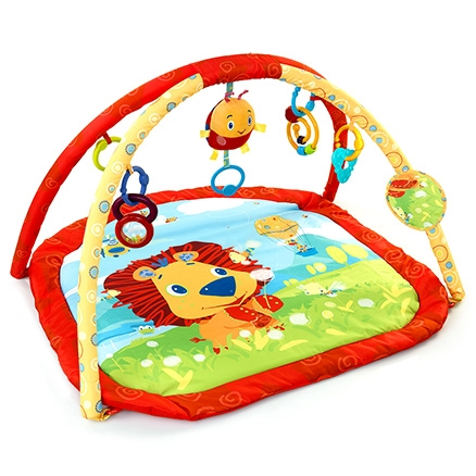 Bright Starts - Lion In The Park Play Gym