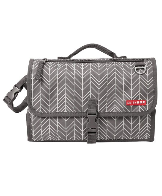 Skip Hop Pronto Signature Diaper bag - Grey