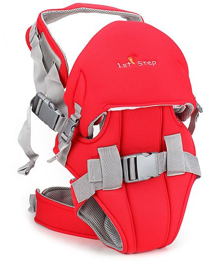1st Step 2 Way Baby Carrier - Red