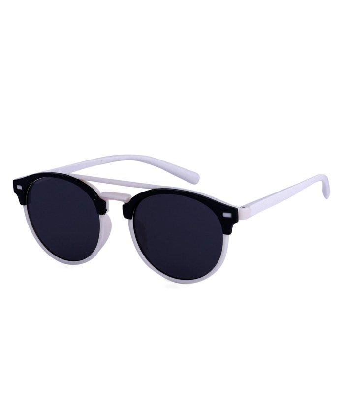 Babyhug Kids Sunglasses - White Black