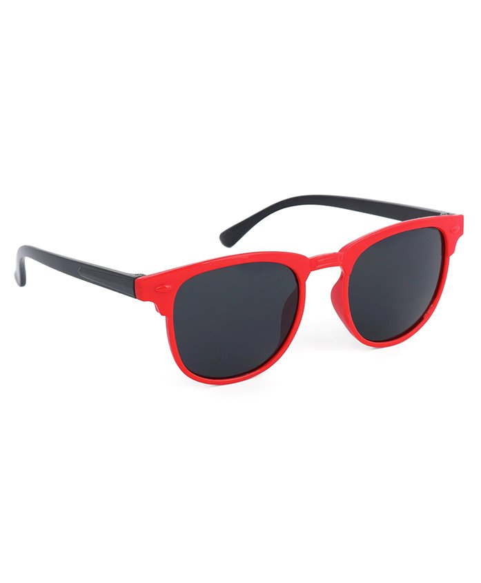 Babyhug Wayfarer Kids Sunglasses - Red