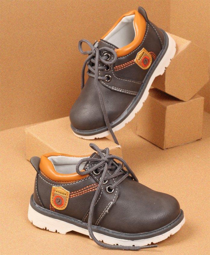 LCL by Walktrendy Party Wear Shoes - Grey