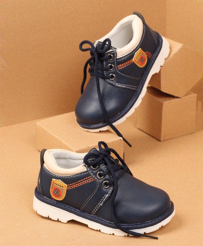 LCL by Walktrendy Party Wear Shoes - Navy