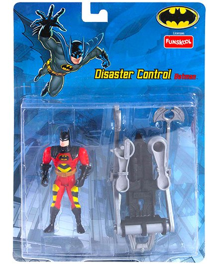 Batman - Distaster Control Red