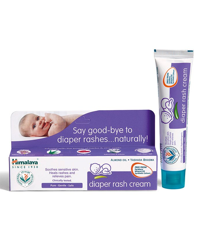 Himalaya Diaper Rash Cream, 20 gm