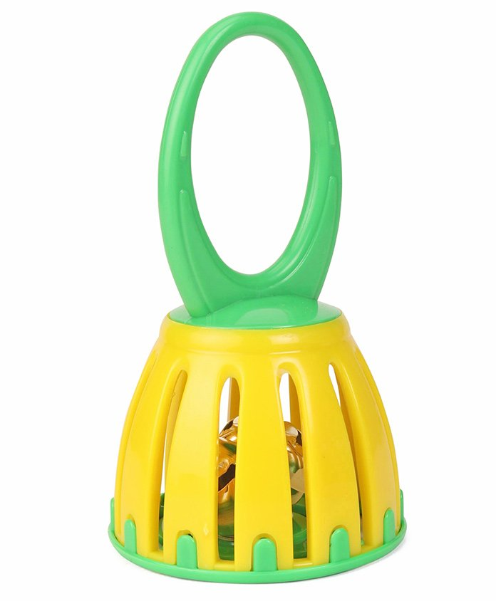 Petals Rattle Bell (Colours May Vary)