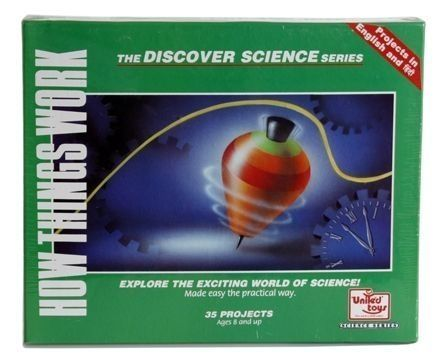 The Discover Science Series How Things Work