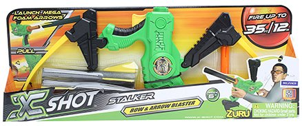 Xshot Stalker Bow And Arrow Blaster