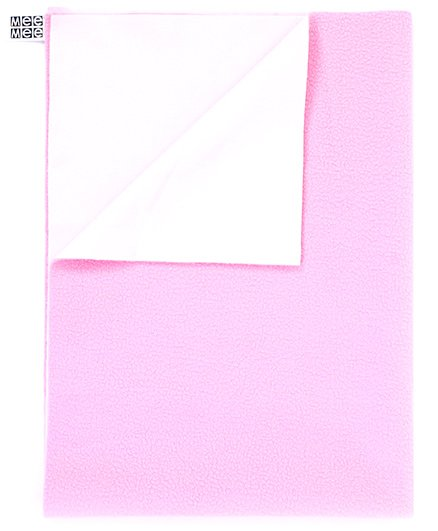 Mee Mee - Pink Total Dry Matress Protector Small
