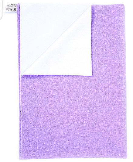 Mee Mee - Purple Total Dry Matress Protector Small