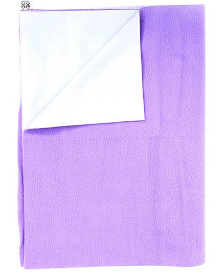Mee Mee Purple Total Dry Matress Protector Large