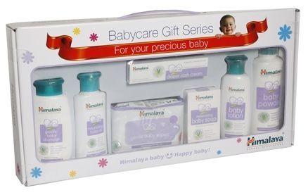 Himalaya Baby Gift Series - Set Of 7
