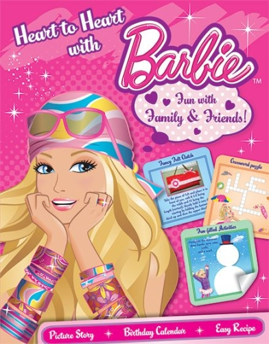 Barbie - Heart To Heart With Barbie