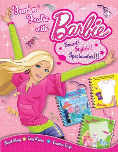 Barbie - Fun And Frolic With Barbie
