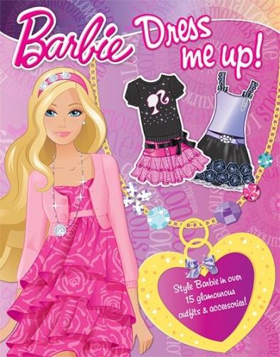 Barbie - Barbie Dress Me Up