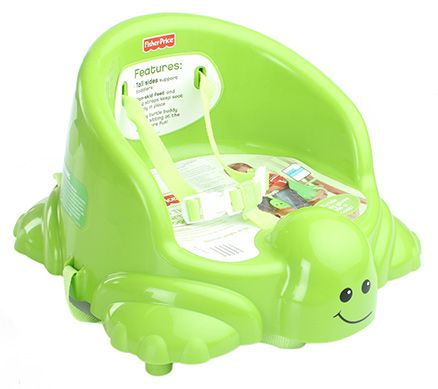 Fisher Price - Green Table Time Turtle Booster