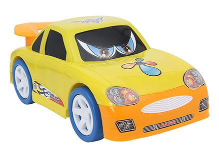 Luvely - Martin Car Yellow