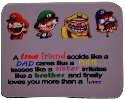 meSleep True Friends Coaster