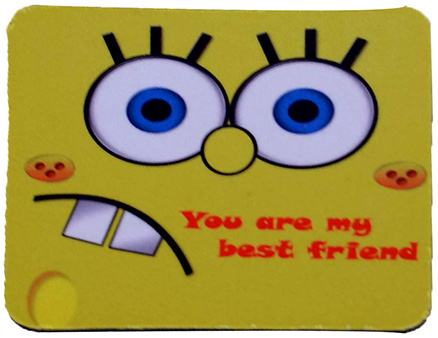 meSleep Best Friends Yellow Coaster
