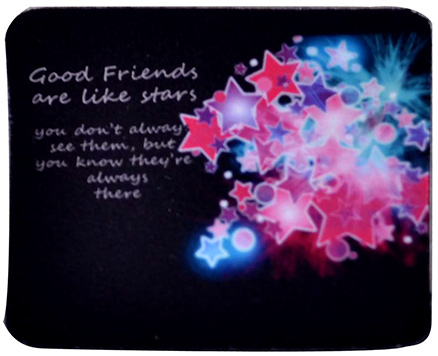 meSleep Star Friends Coaster