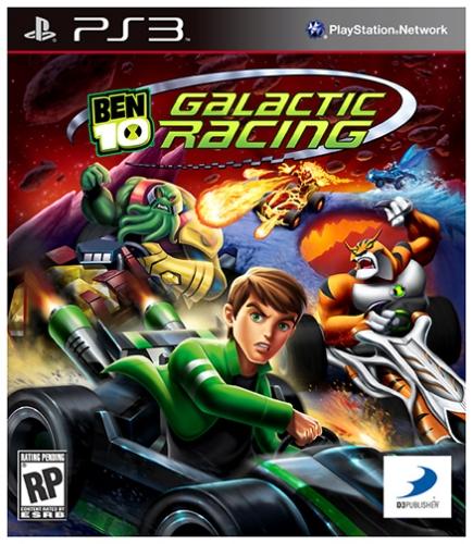 Ben 10 - Galactic Racing PS3